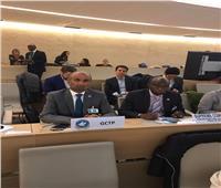 «المجلس العالمي للتسامح والسلام» يشارك في حوار لمفوضية اللاجئين