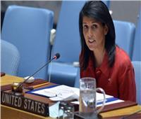 هيلي: خطة أمريكا للسلام بالشرق الأوسط تستفيد من التكنولوجيا الجديدة
