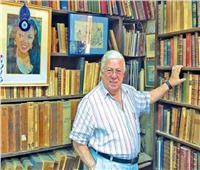 مكتبة «حسن كامي» ترفع شعار مغلق لحين إشعار أخر| صورة