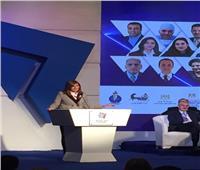 وزيرة الهجرة: علماء مصر بالخارج  لديهم إرادة قوية لتطوير التعليم