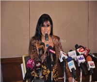 صور| فيفي عبده تعلن عودتها للرقص في مؤتمر صحفي