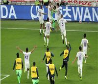 صور وفيديو  احتفالات مجنونة من لاعبي العين عقب تأهلهم لنهائي كأس العالم