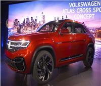 شاهد  فولكسفاجن تطلق جيلا جديدا من سيارات Atlas Cross Sport