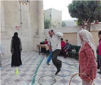 صور| تعليم القاهرة: يوم رياضى لذوي القدرات الخاصة بالخليفة والمقطم
