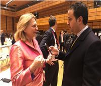 حوار| وزيرة خارجية النمسا: ندعم جهود مصر لتسوية أزمات المنطقة