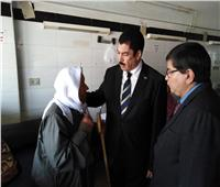 محافظ القليوبية يأمر بتوفير ماكينة غسيل كلوي لمرضى مستشفى النيل