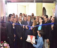افتتاح معرض لبيع الملابس والمنتجات بأسعار مخفضة بمركز القوصية