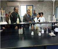 محافظ أسيوط يتفقد تجديد محطة مياه الشرب التشيكي بتكلفة 242.5 مليون جنيه