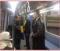 فيديو|المتحدث باسم مترو الأنفاق يشرح تفاصيل زيارة وزير النقل للخط الثالث للمترو
