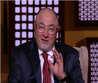 فيديو| خالد الجندى لـ«المشايخ»: «يا خوفي الناس تشكونا إلى الله»