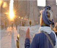 غدًا.. فتح معابد الأقصر بالمجان تزامنًا مع تعامد الشمس على «قدس الأقداس»