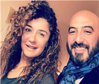 صورة| مجدي الهواري يهنئ غادة عادل على فيلمها الجديد