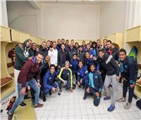 طارق أبو العنين: الصعود للممتاز والروح الرياضية «هدفنا»