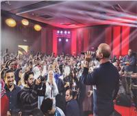 محمود العسيلي يحيي حفلا غنائيا بالقرية الذكية
