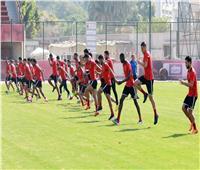 «8 لاعبين» يشاركون في مران الغائبين عن مواجهة «جيما»