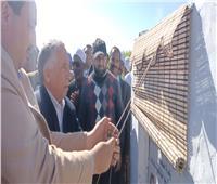 صور|«الزراعة» تفتتح محطة ري تعمل بالطاقة الشمسية بقرية توماس في الأقصر