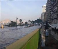الوطنية للإعلام: العمل بالمبنى يسير بشكل طبيعي ولم يتأثر بانفجار ماسورة المياه