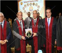 وزير التعليم العالي يشهد الاحتفال بالعيد الـ42 لجامعة المنوفية