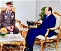 السفير بسام راضي: الرئيس السيسي يلتقي وزير الدفاع
