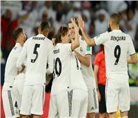 فيديو  للمرة الثالثة.. ريال مدريد بطلا لكأس العالم بـ«رباعية» في العين