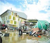 ارتفاع عدد ضحايا الـ«تسونامي» في إندونيسيا إلى 168 قتيل