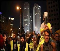 «الحكومة ضدنا».. تظاهرات السترات الصفراء تضرب إسرائيل