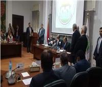 أبوستيت: مشروع الصوب الزراعية فخر للمصريين.. وتحية لقواتنا المسلحة