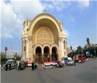 بالصور| استنفار الداخلية لتأمين احتفالات المصريين برأس السنة الميلادية