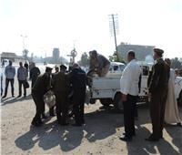 ضبط 25 عاطلاً بحوزتهم أسلحة نارية ومخدرات في القليوبية