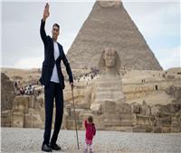 مقطع زيارة حاملي الأرقام القياسية لمصر الأفضل عالميًا في 2018