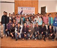 تكريم الطلاب الفائزين في معرض العلوم والتكنولوجيا «ISEF» بأسيوط