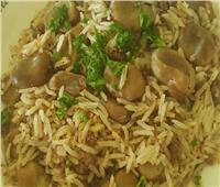 طبق اليوم .. «الأرز بالفول الأخضر» من أكلات الشتاء