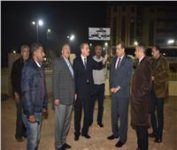 محافظ أسيوط يأمر بنقل سيارات «المنيا وملوى» إلى موقف المعلمين الجديد