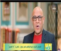 فيديو| أشرف عبد الباقي يكشف علاقته بالهضبة وعبد المنعم مدبولي