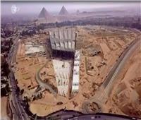فيديو| « قناة ZDF الألمانية» ترصد أخر الأعمال في المتحف المصري الكبير