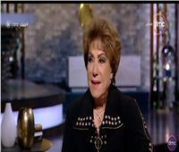 فيديو| سميحة أيوب: أرشيف مصر من المسرحيات مدفون في المخازن