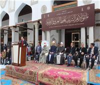 انطلاق «ملتقى الأزهر للخط العربي والزخرفة»