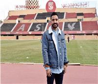 محمود وحيد يشارك في مران الأهلي للمرة الأولى