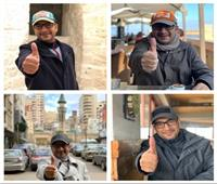 فيديو وصور| إبراهيم بهزاد.. حكاية مدون إماراتي عاشق لمصر