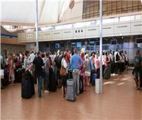 وصول أول فوج سياحي من طاجيكستان إلى شرم الشيخ