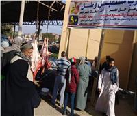 مبادرة مستقبل وطن بسوهاج تنجح في تخفيض أسعار اللحوم