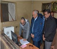 محافظ الجيزة يقيل رئيس وحدة شبرامنت لتدنيمستوى النظافة