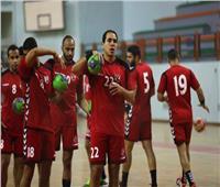 رفع الحمل البدني للاعبي كرة اليد بالأهلي