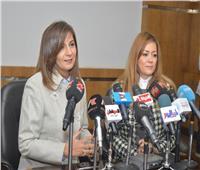 رشا راغب: تنفيذ برنامجي تأهيل القيادات الوسطى في 2019