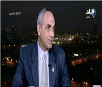 بالفيديو  راشد: الزيادة السكانية تلتهم حصة مصر من المياه