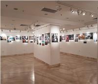 معرض نادي الكاميرا الثاني بثقافة الأنفوشي