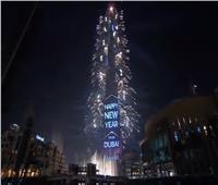 صور وفيديو| الإمارات تستقبل العام الجديد باحتفالات أسطورية