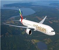 أنفوجراف| طيران الإمارات تستعرض إنجازاتها خلال 2018
