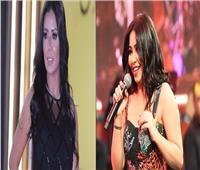 فيديو| شيرين تسخر من «بطانة» رانيا يوسف بحفل رأس السنة
