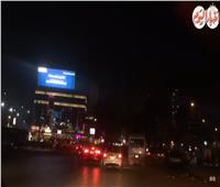 شاهد| أول لحظات العام الجديد على كورنيش النيل
